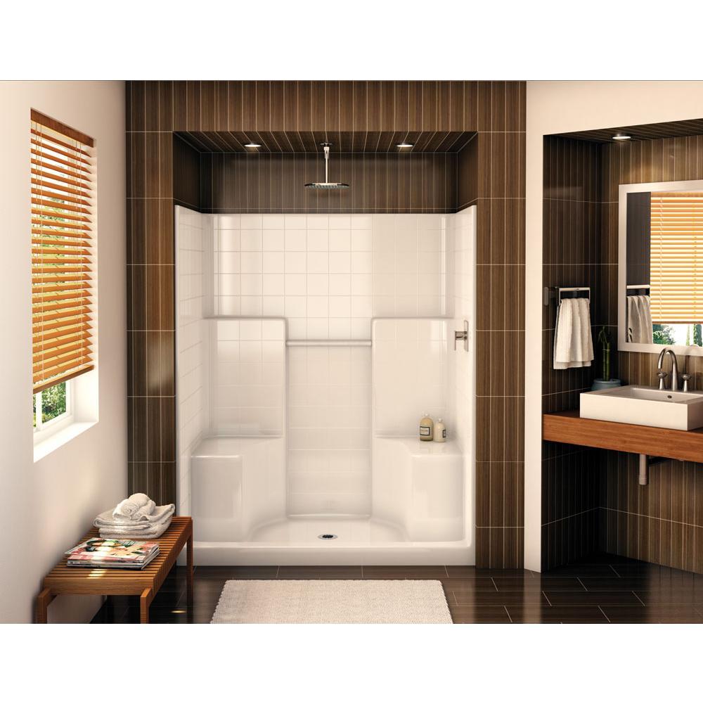 free standing fiberglass shower stall inspiring home design