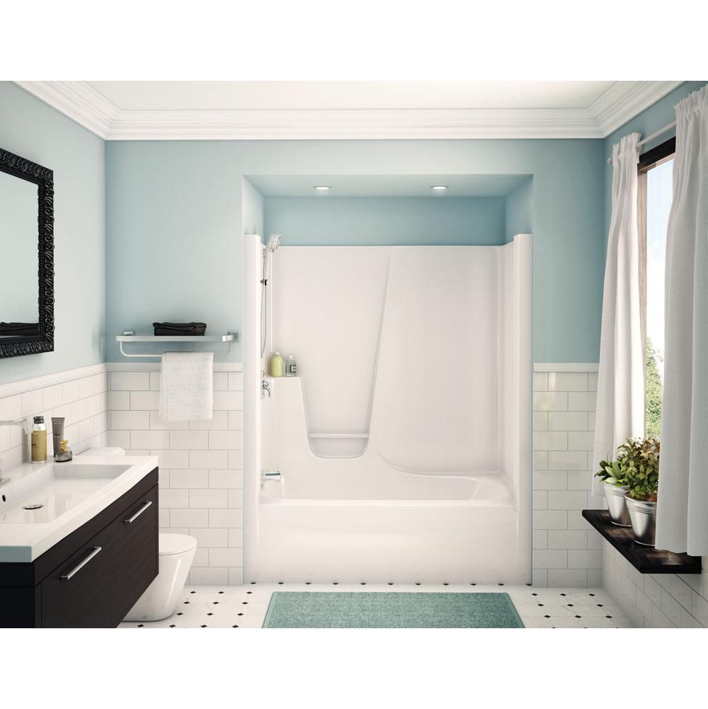 1 Piece Bathtub Shower Combo Tub and Shower One Piece10 New Bathroom ...