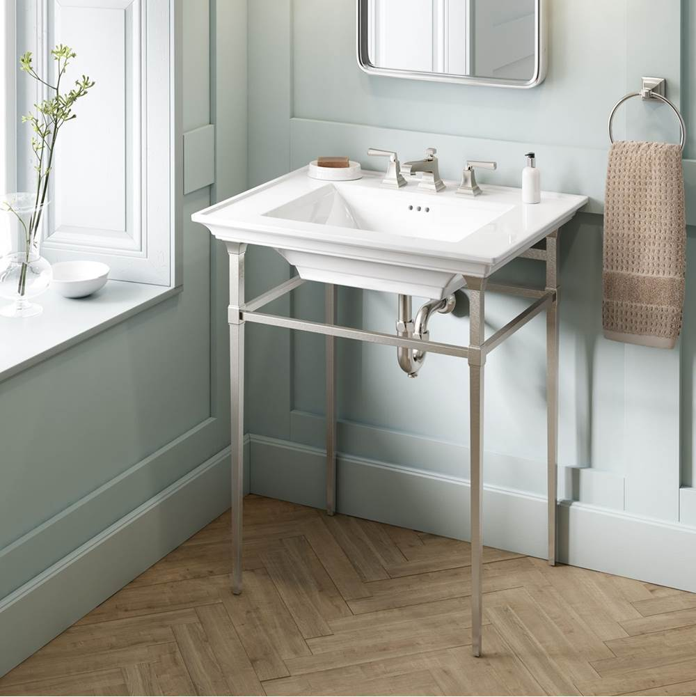 Bathroom Vanities Nickel Tones Apr Supply Oasis