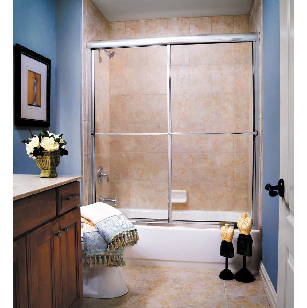 Oasis tub shower glass doors - 2150