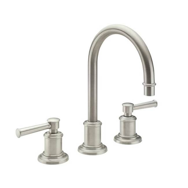 Bathroom Faucets In Gold Tone california faucets miramar gold tones | apr supply - oasis