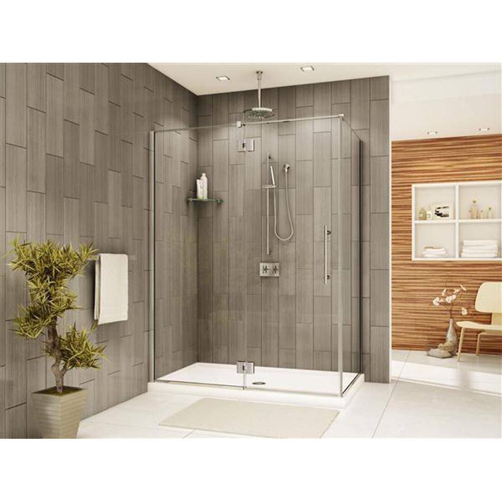 Oasis tub shower glass doors - Pxlr5842 25