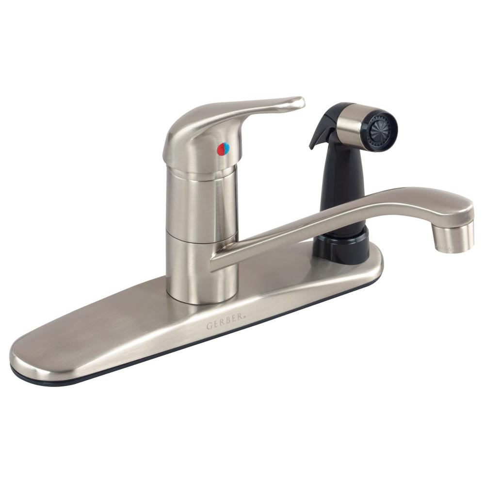 gerber plumbing kitchen faucets apr supply oasis showrooms lebanon reading pennsylvania