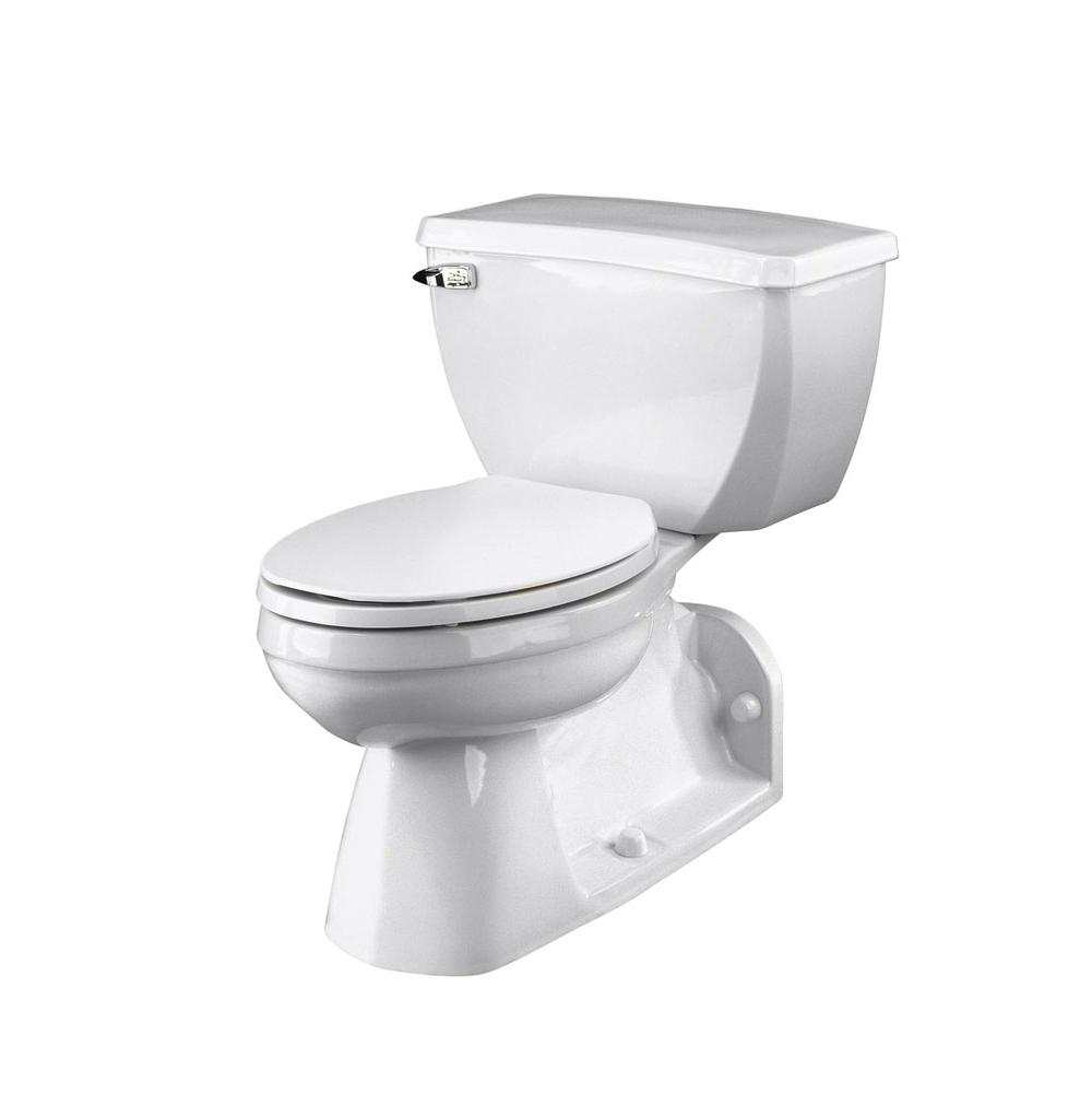 Gerber Plumbing Toilets Two Piece Apr Supply Oasis