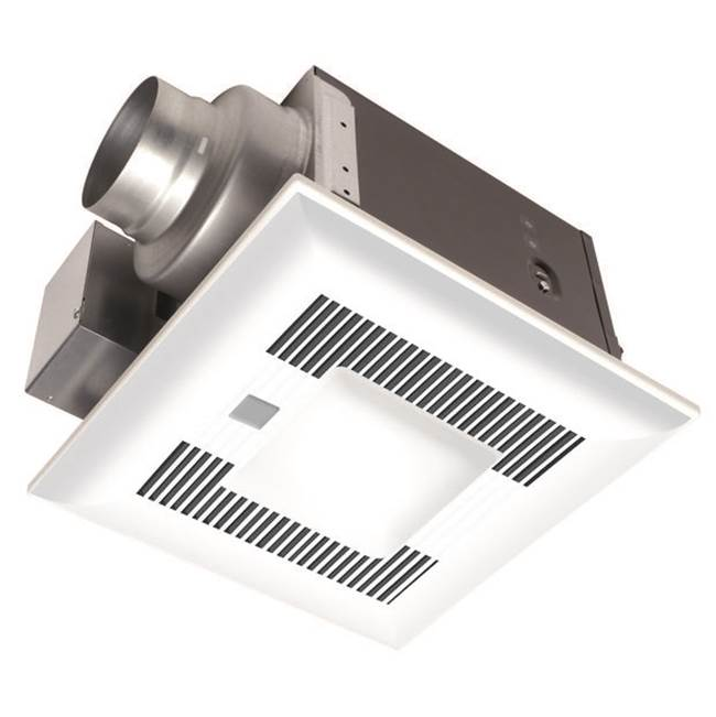 panasonic bathroom fans with heat