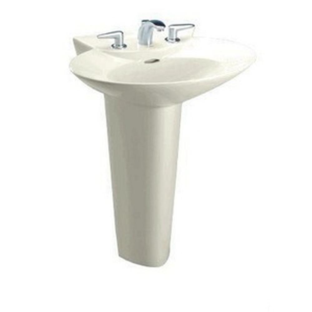Toto Bathroom Sinks Pedestal Bathroom Sinks   APR Supply - Oasis ...