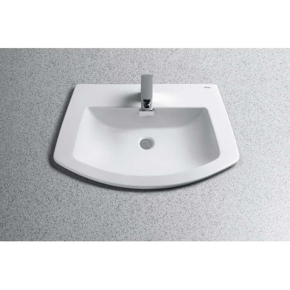 Bathroom Faucet Hole Spacing drop in bathroom sinks | apr supply - oasis showrooms - lebanon